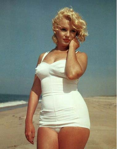 Bathing Suit Marilyn Monroe