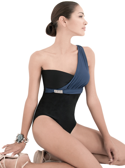 Contemporary Bathing Suit