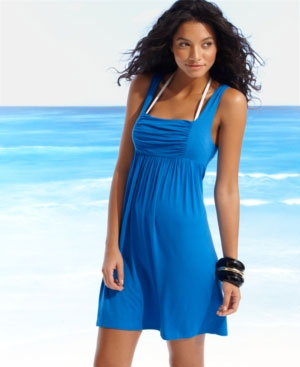 Racerback Style Bathing Suit Cover Up
