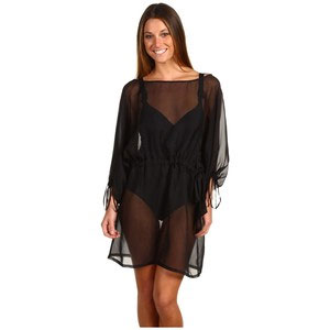 Sheer Bathing Suit Cover Up